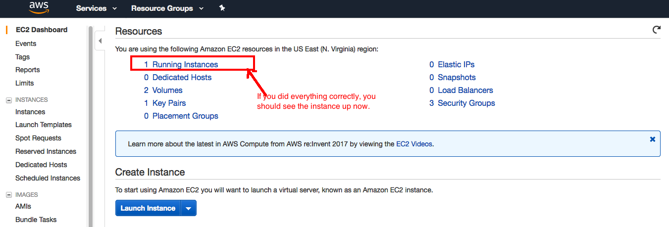 AWS Tutorial Page 9